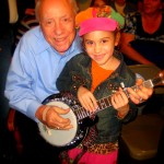 Earl Scruggs and Gabrielle
