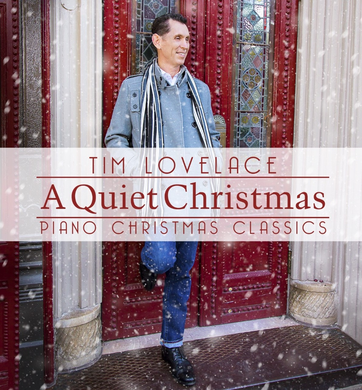 Tim Lovelace - A Quiet Christmas CD