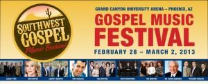 Southwest Gospel Music festival