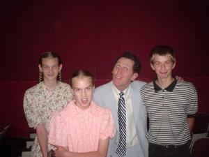 Comedian Tim Lovelace