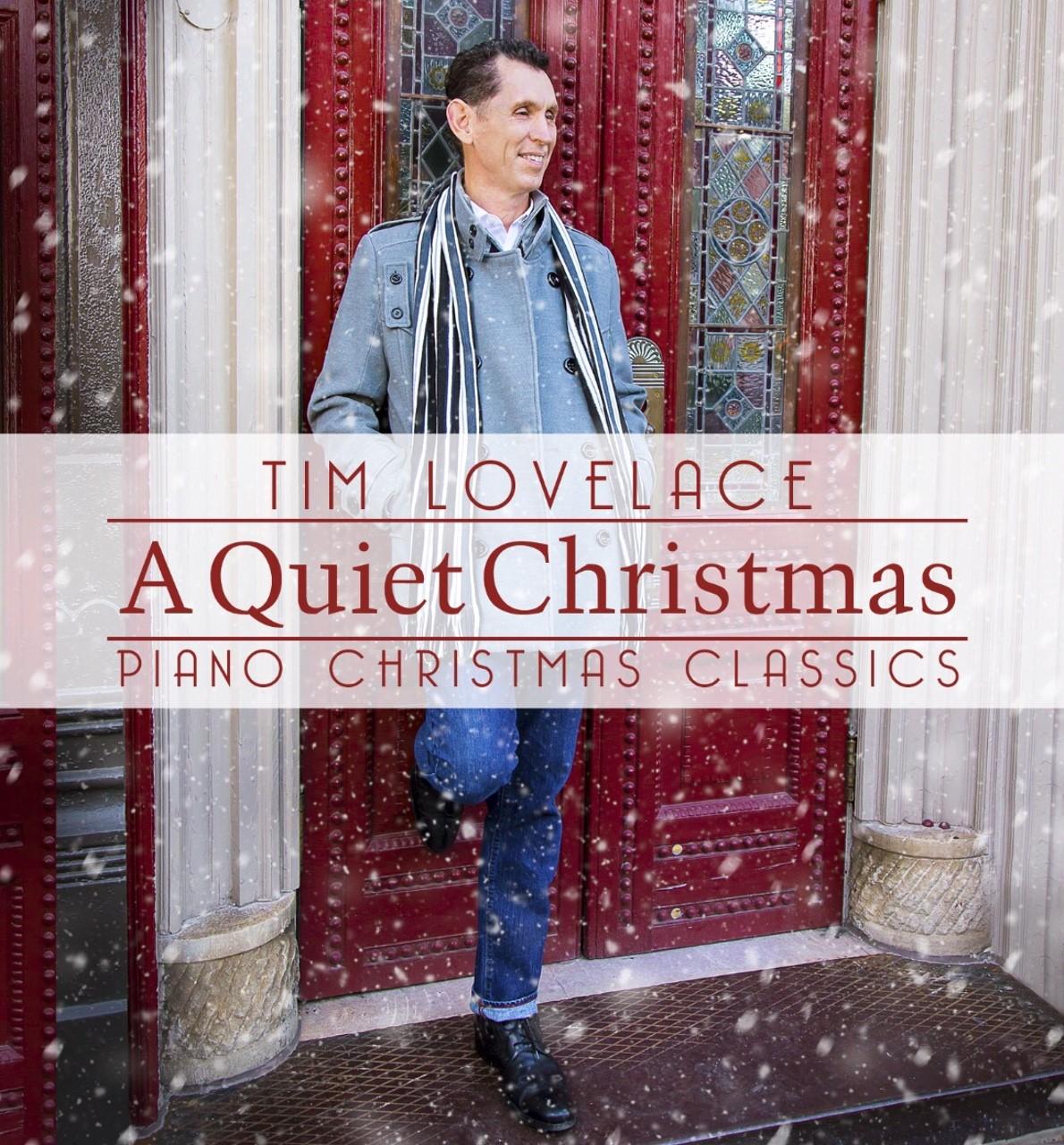 Tim Lovelace - A Quiet Christmas CD