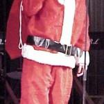 South Pole Santa Claus