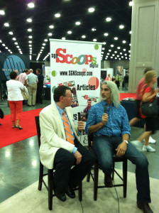 Guy Penrod interviewed by SGN Scoops - #NQC2013