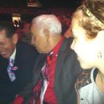 Les Beasley always cracks Tim up! #NQC2013