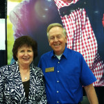 My product managers, Ed and Grace McLean - #NQC2013