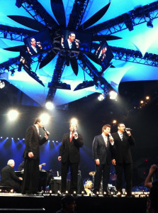 The Booth Brothers with Gene McDonald - #NQC2013