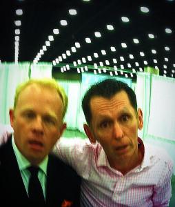 Tim Lovelace and Jamie Dailey - #NQC2013