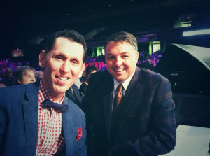 Tim and Mark Bishop - #NQC2013