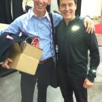 Tim and Mike Hopper #NQC2013