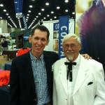 The Colonel! #NQC2013