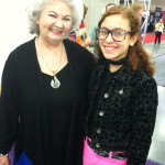LaBreeska Hemphill and Gabrielle - NQC2013