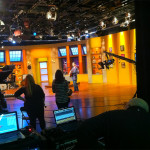 Tim Lovelace performs on RFD TV