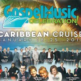 It's a Gospel Music Celebration in the Caribbean!