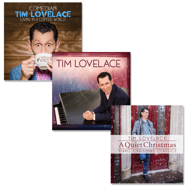 Tim Lovelace Three CD Special
