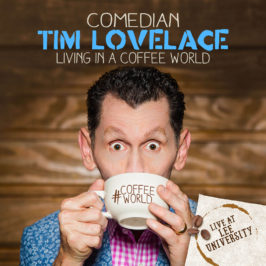 Living In A Coffee World – CD
