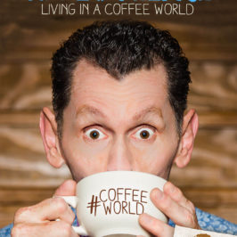 Living In A Coffee World – DVD