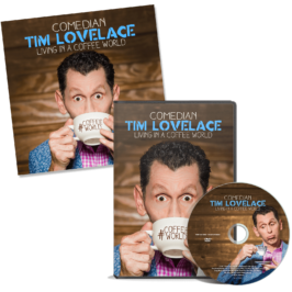 Living In A Coffee World CD & DVD Combo
