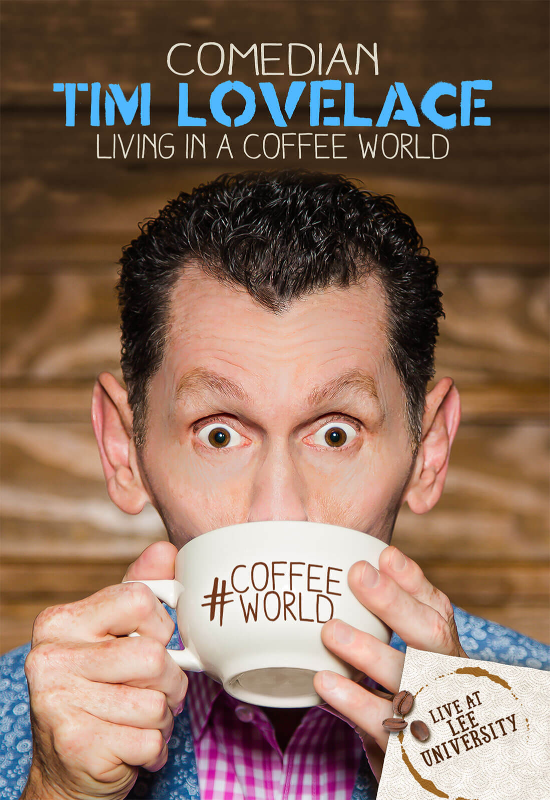 Living In A Coffee World - DVD